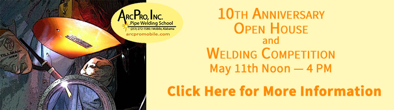 2018 Open House and Welder Competition - Click for more information